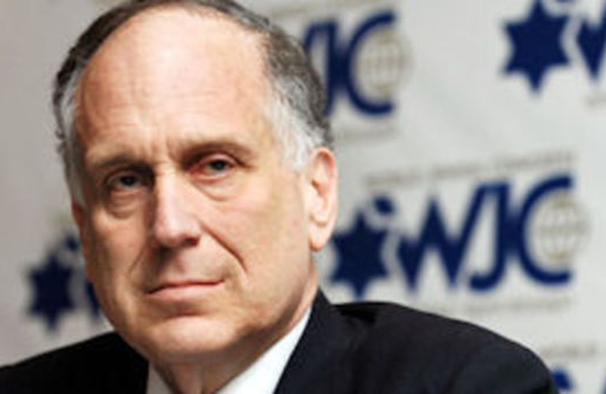 Anti-Semitic Austrian party leader must be sidelined, WJC President Ronald S. Lauder urges