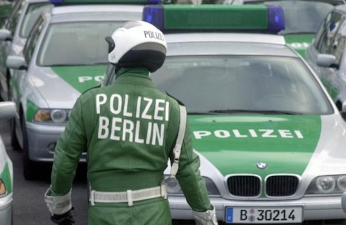 Rabbi and six-year-old daughter attacked in Berlin