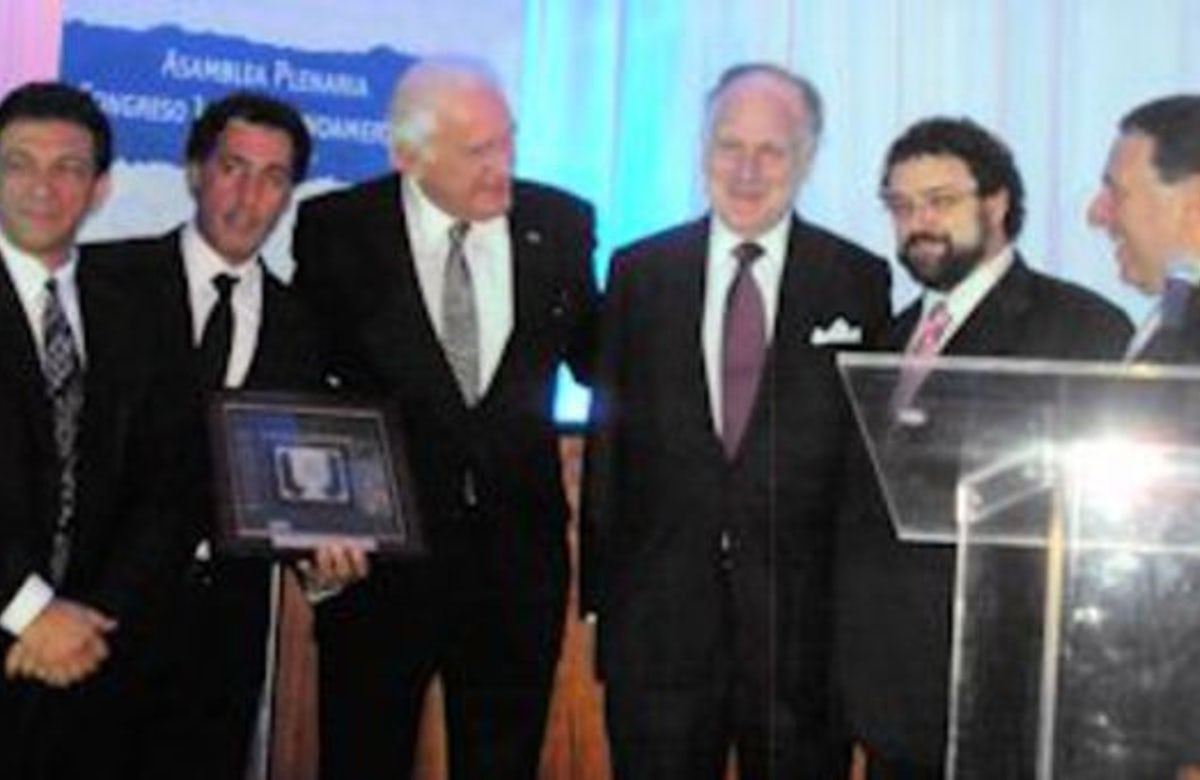 Lauder urges Venezuela to fight anti-Semitism, resume ties with Israel