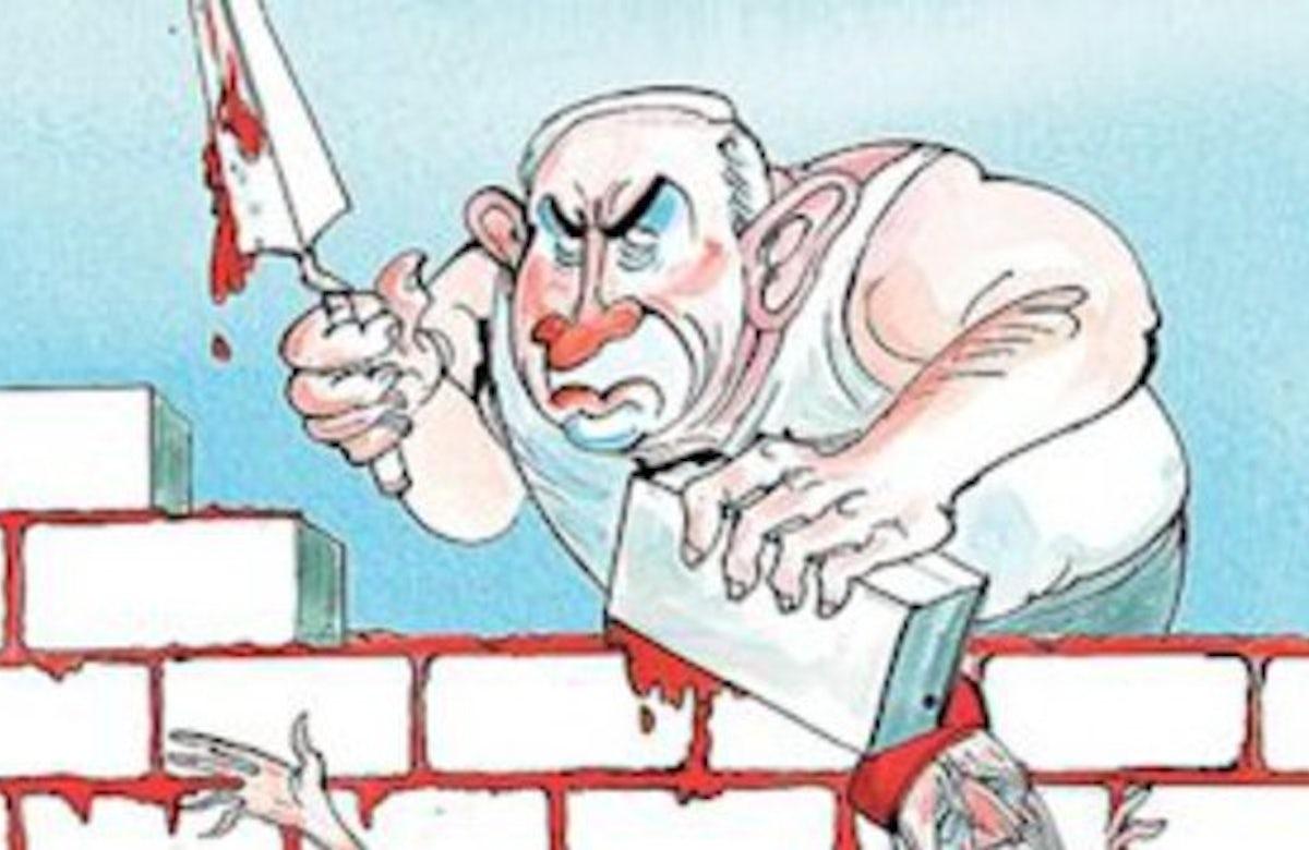 EJC calls Sunday Times cartoon on Holocaust Remembrance Day 'sickening'