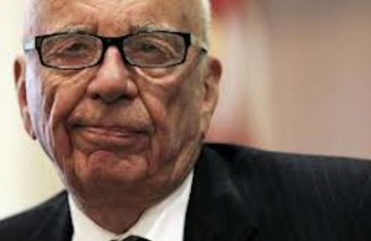 Rupert Murdoch issues apology over anti-Israel cartoon in British paper