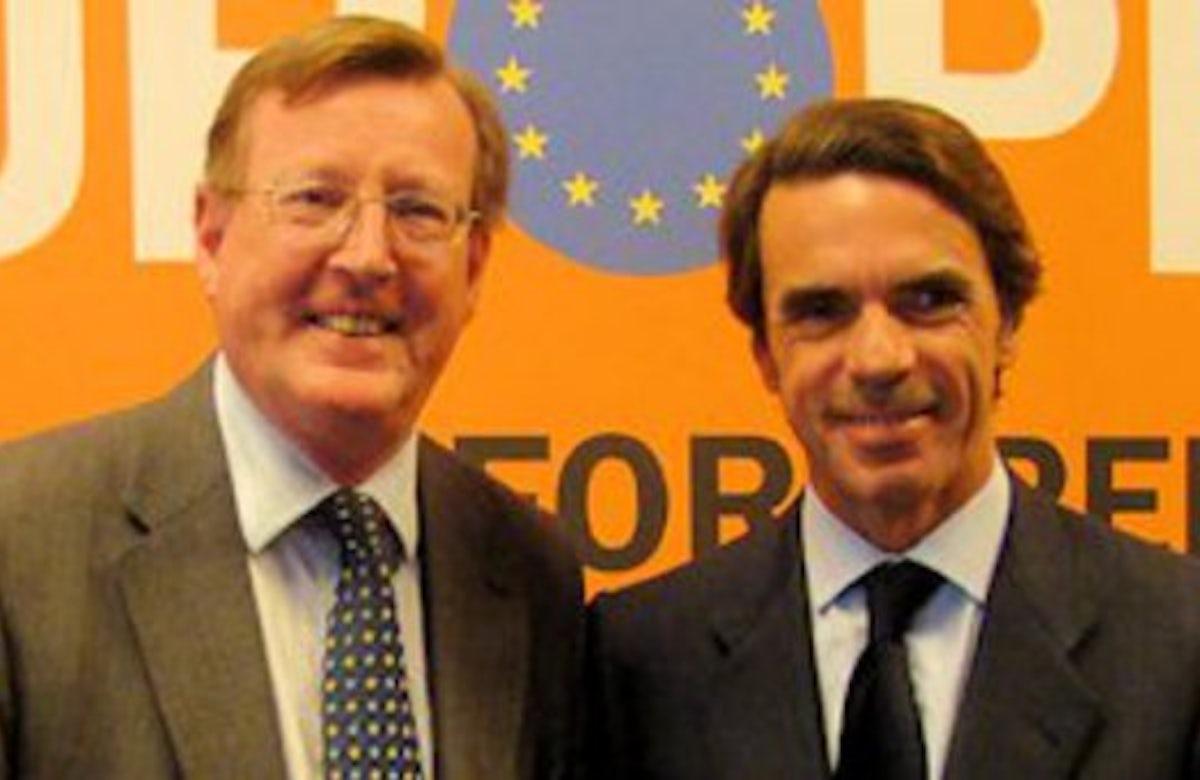 OPINION - José María Aznar/David Trimble: Don't mince words. Hezbollah are terrorists