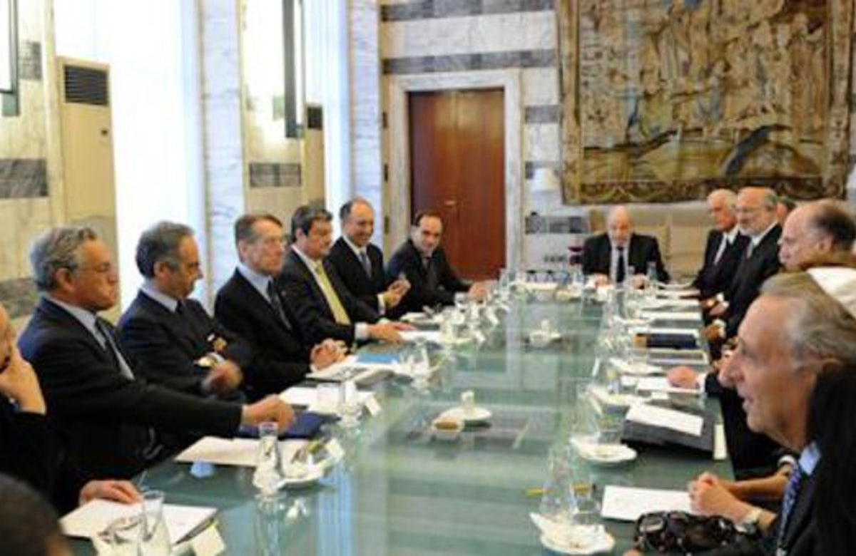 WJC leadership meets with Italian foreign minister in Rome