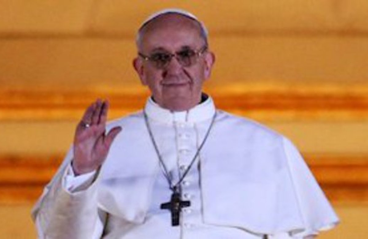 Lauder: 'New Pope Francis is a man of dialogue'