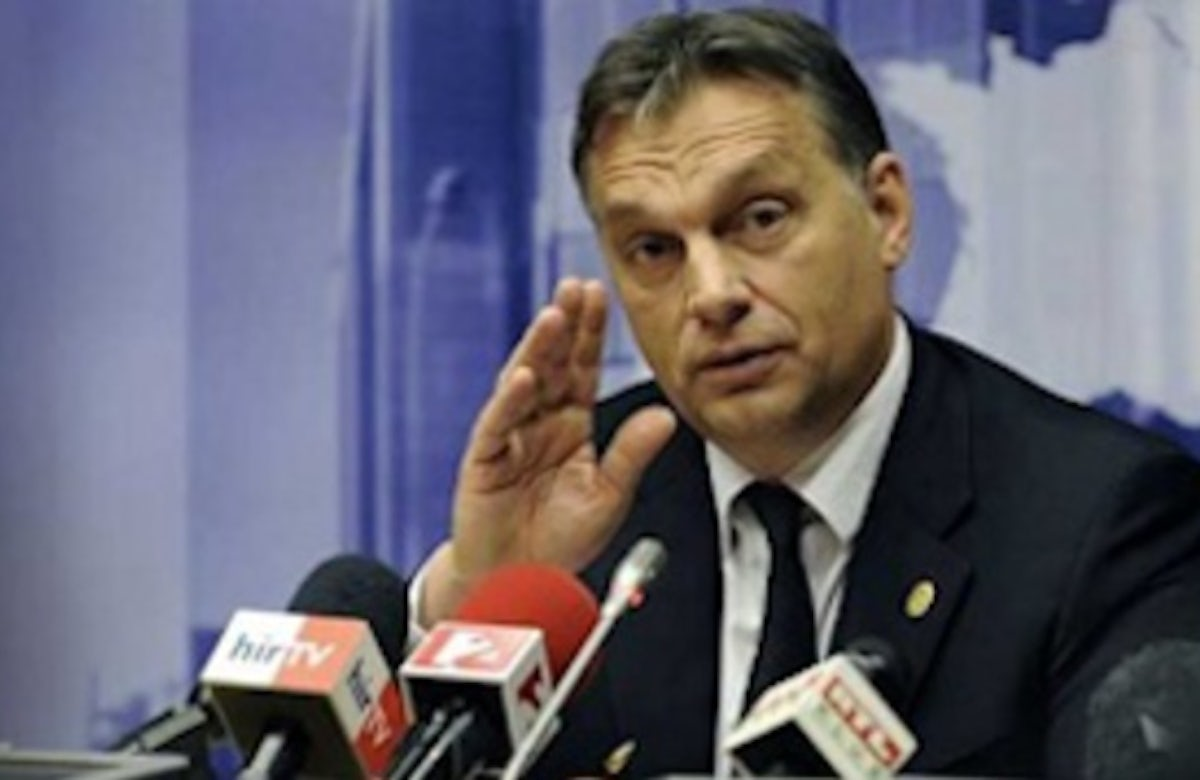 OPINION - Ronald S. Lauder: Viktor Orbán has lost his political compass