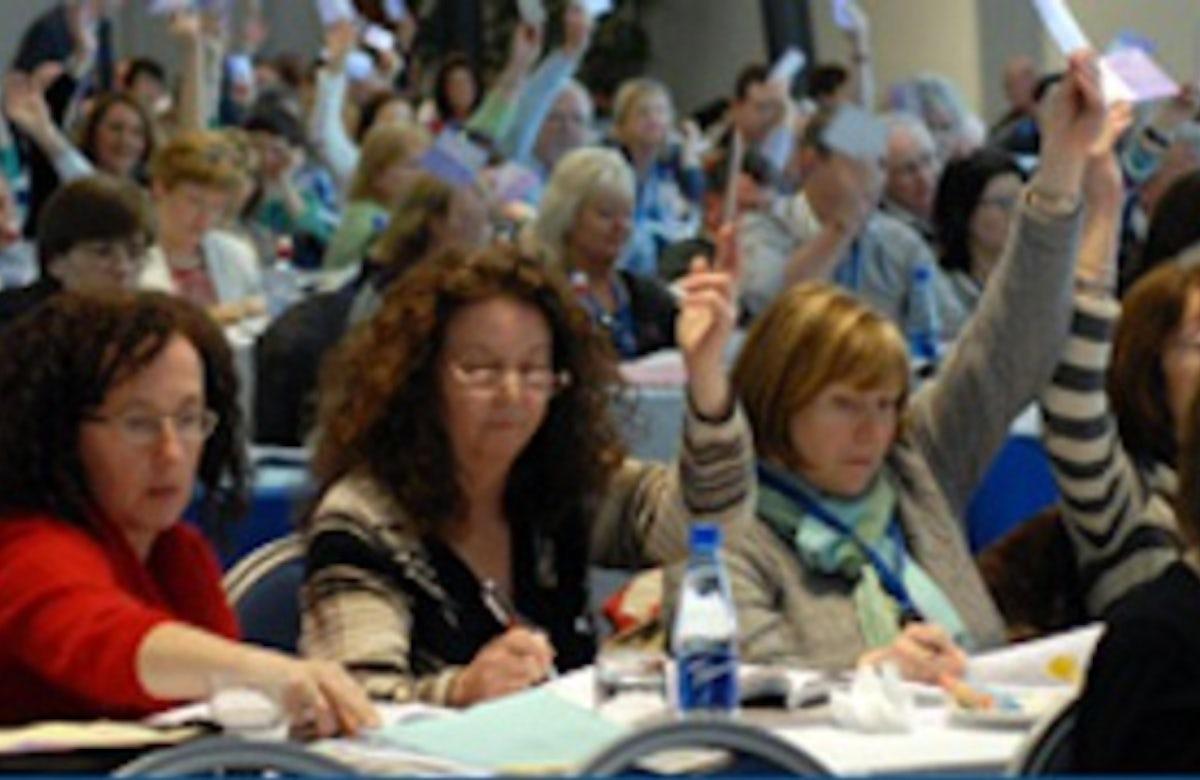 Irish teachers' union backs Israel boycott