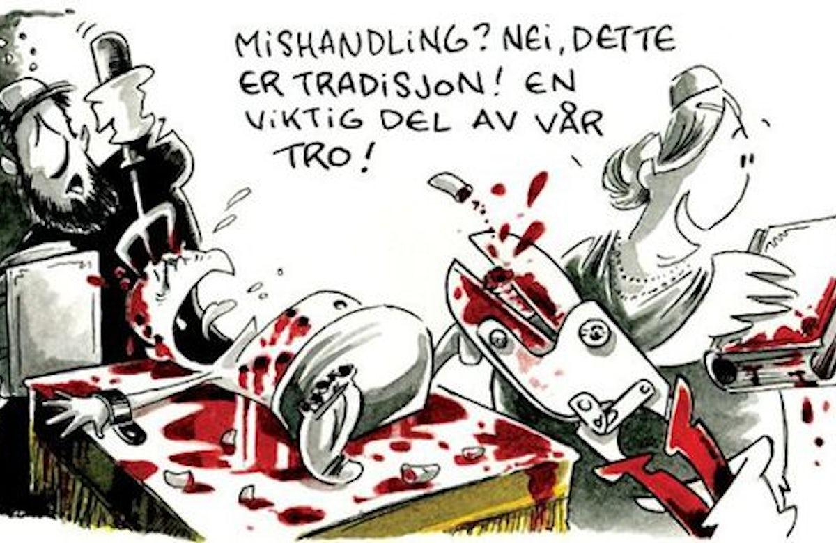 European Jewish Congress considering legal action against 'anti-Semitic' Norwegian cartoon