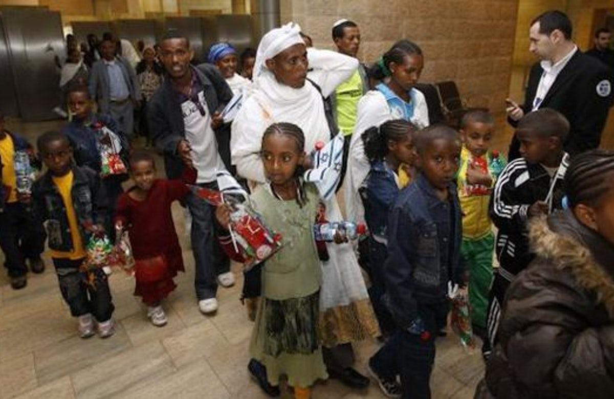 Jewish Agency to end Ethiopian aliyah operation in August