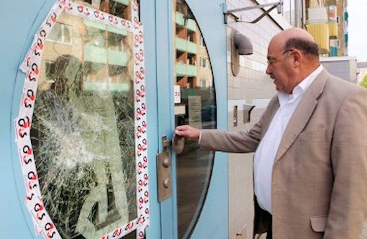 Anti-Semitic hate crimes: Situation in Malmö improving despite surge in recorded incidents