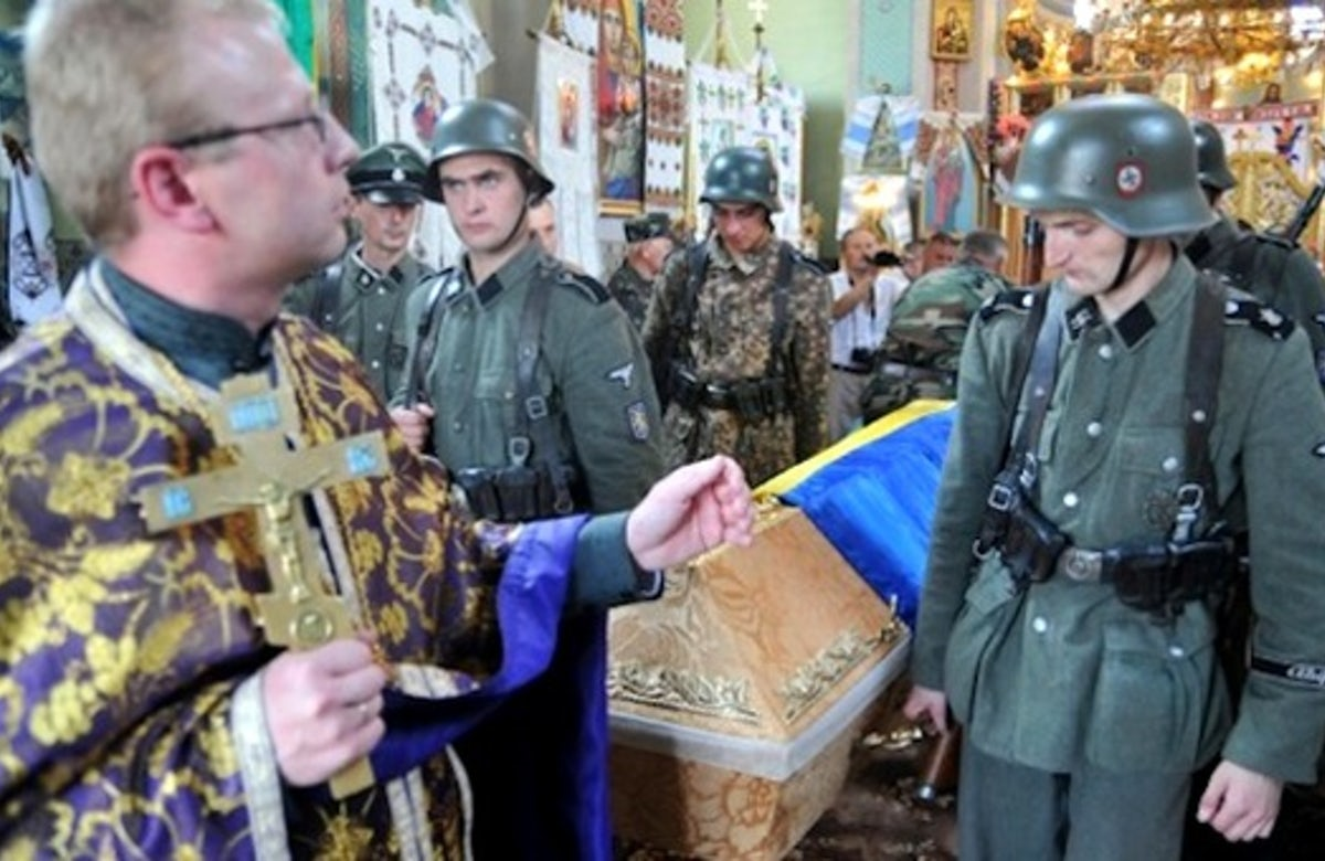 WJC urges Ukrainian Orthodox Church leader to act against glorification of Nazi soldiers