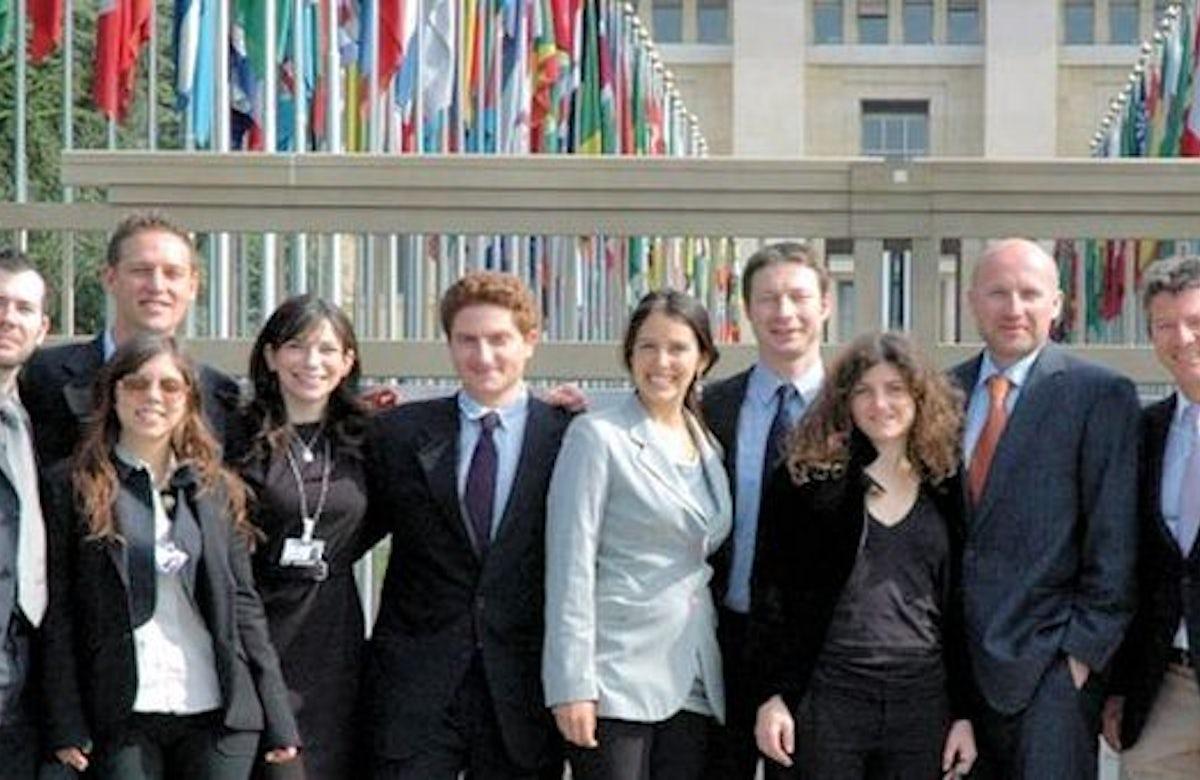 Jewish Diplomatic Corps to rejoin World Jewish Congress