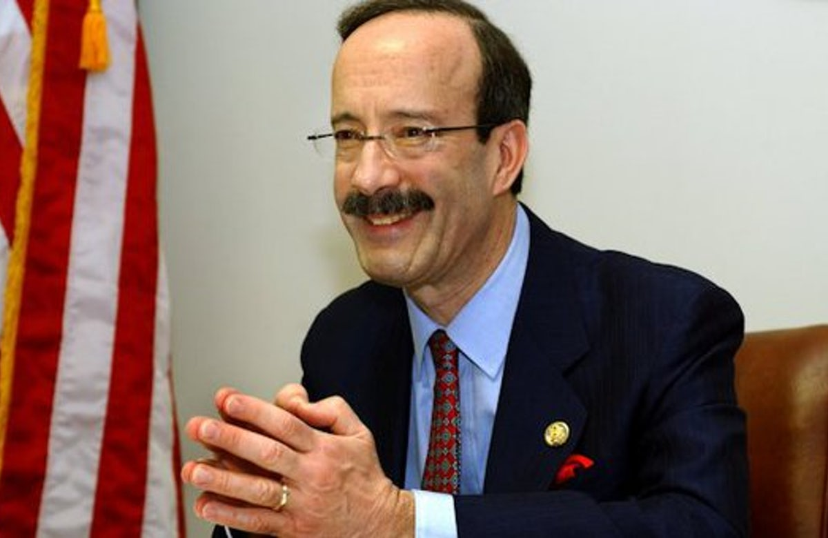 Washington: Eliot Engel appointed as new chair of International Council of Jewish Parliamentarians