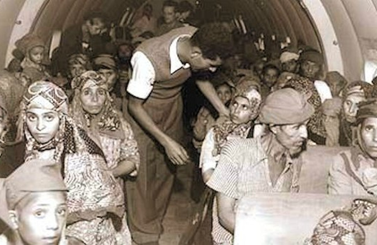 Canada recognizes Jewish refugees from Arab countries