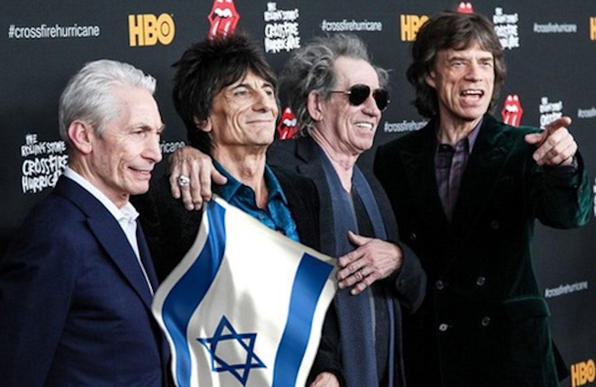 Rolling Stones confirm gig in Tel Aviv in June