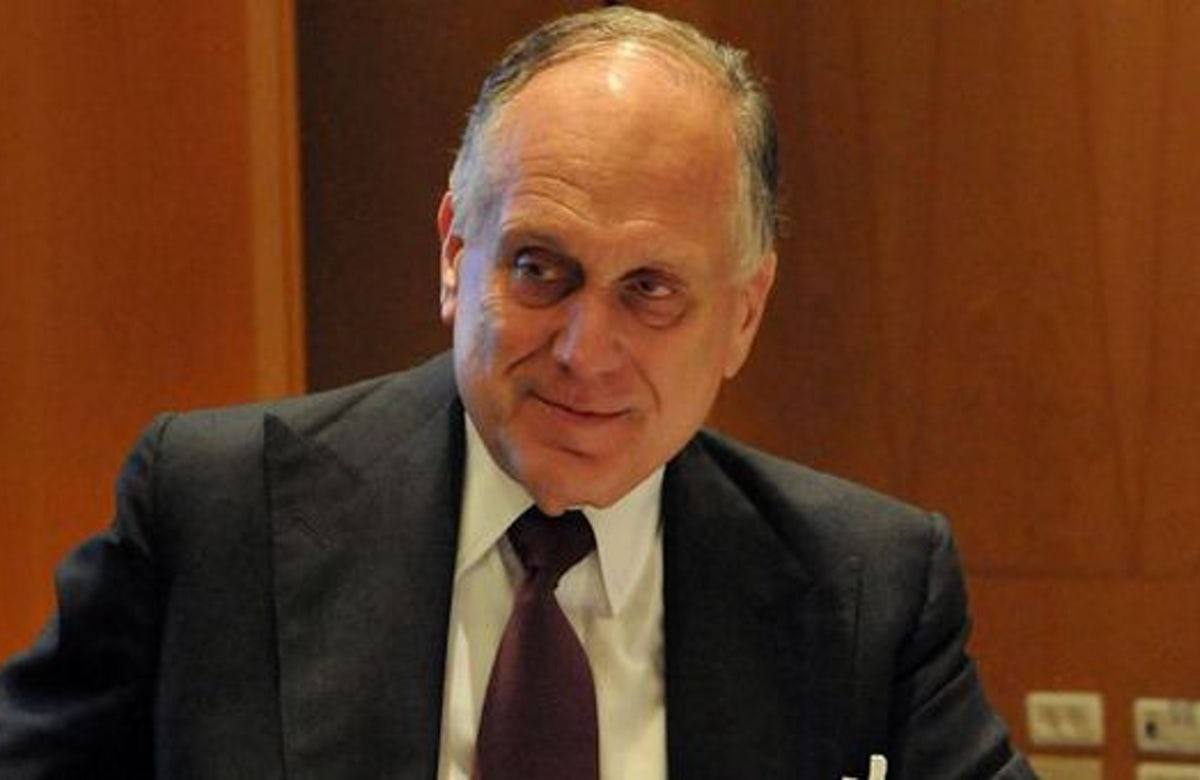 In London speech, WJC President Ronald Lauder outlines strategy to fight Israel boycott movement