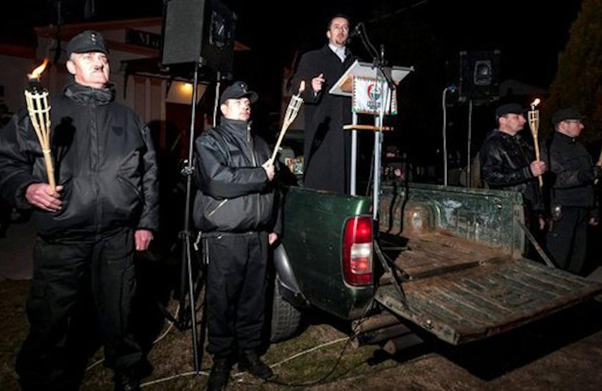 Former skinhead elected deputy speaker of Hungary's legislature