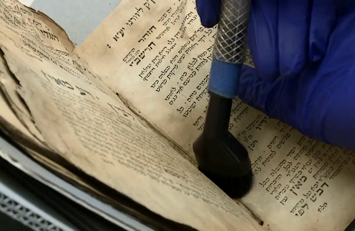 Baghdad, Washington reach deal to allow Iraqi Jewish Archive to stay in US