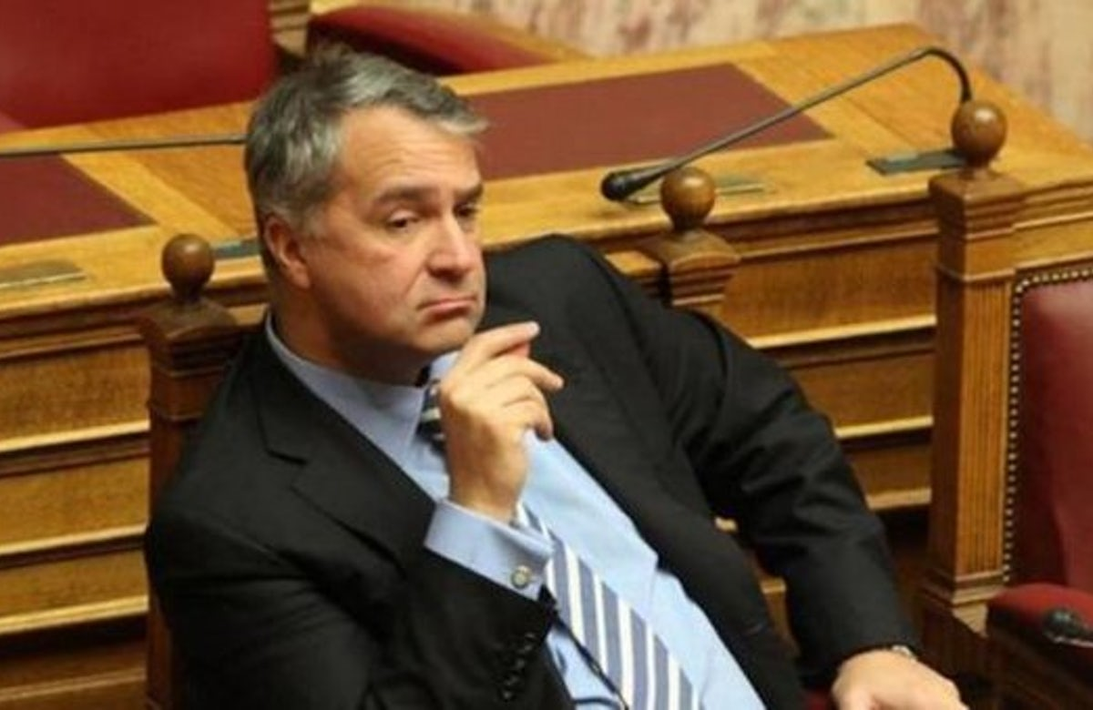 Greek politician with anti-Semitic background becomes minister