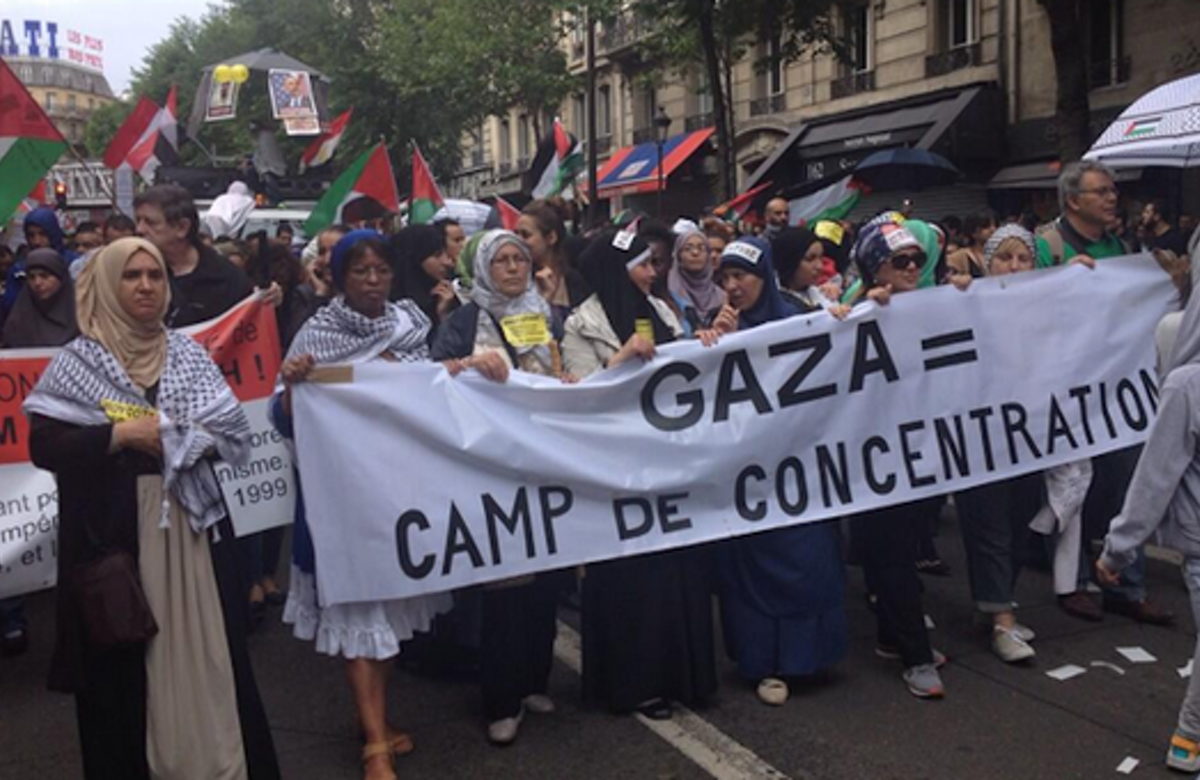 WJC alarmed at spike in attacks against Jews in wake of Gaza war