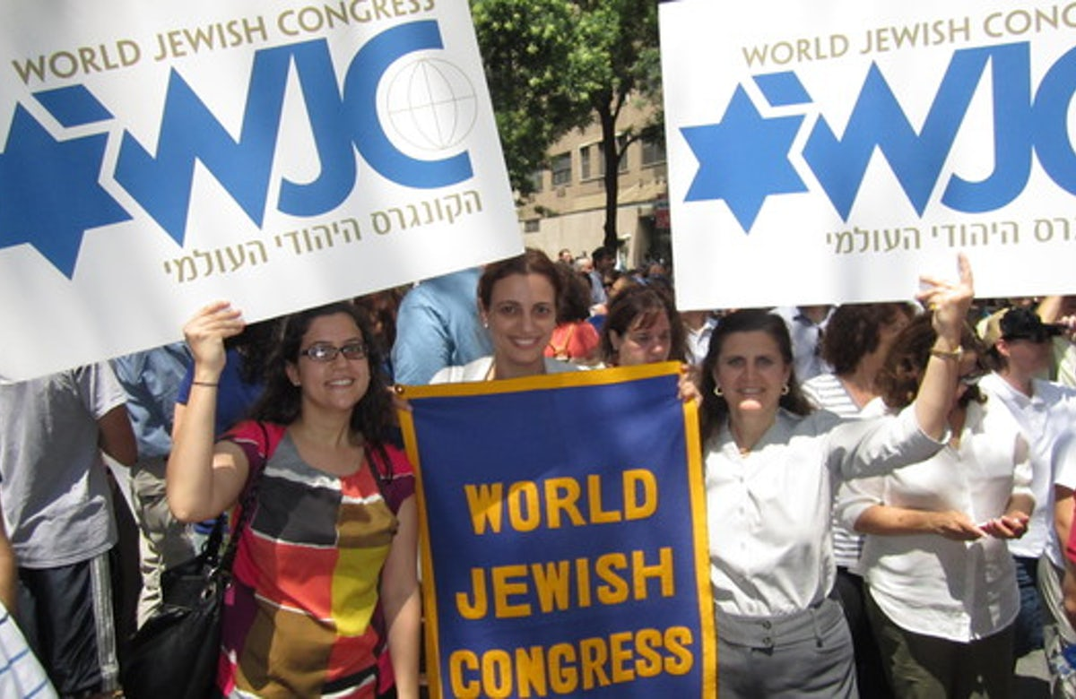 Tens of thousands rally for Israel around the world