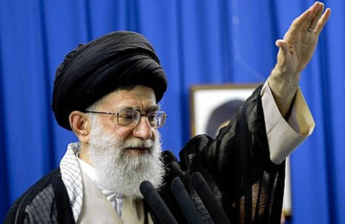 Iran's top leader spells out plan for the 'elimination of Israel'