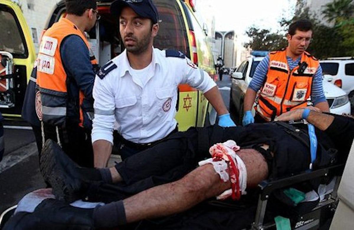 Bloodbath at Jerusalem synagogue: Five killed in terrorist attack against Jewish worshipers