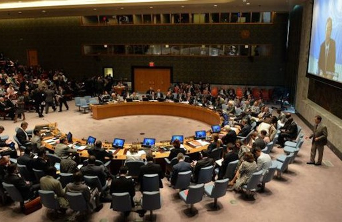 Palestinian peace plan falters at United Nations