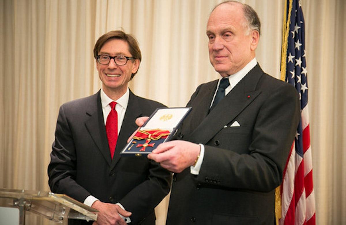 WJC President receives Germany's highest honour