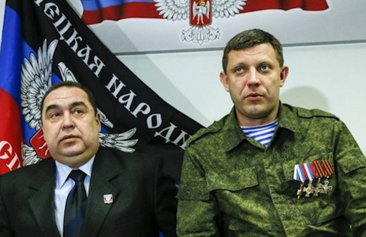 Jewish groups condemn anti-Semitic remarks by rebel leaders in Ukraine