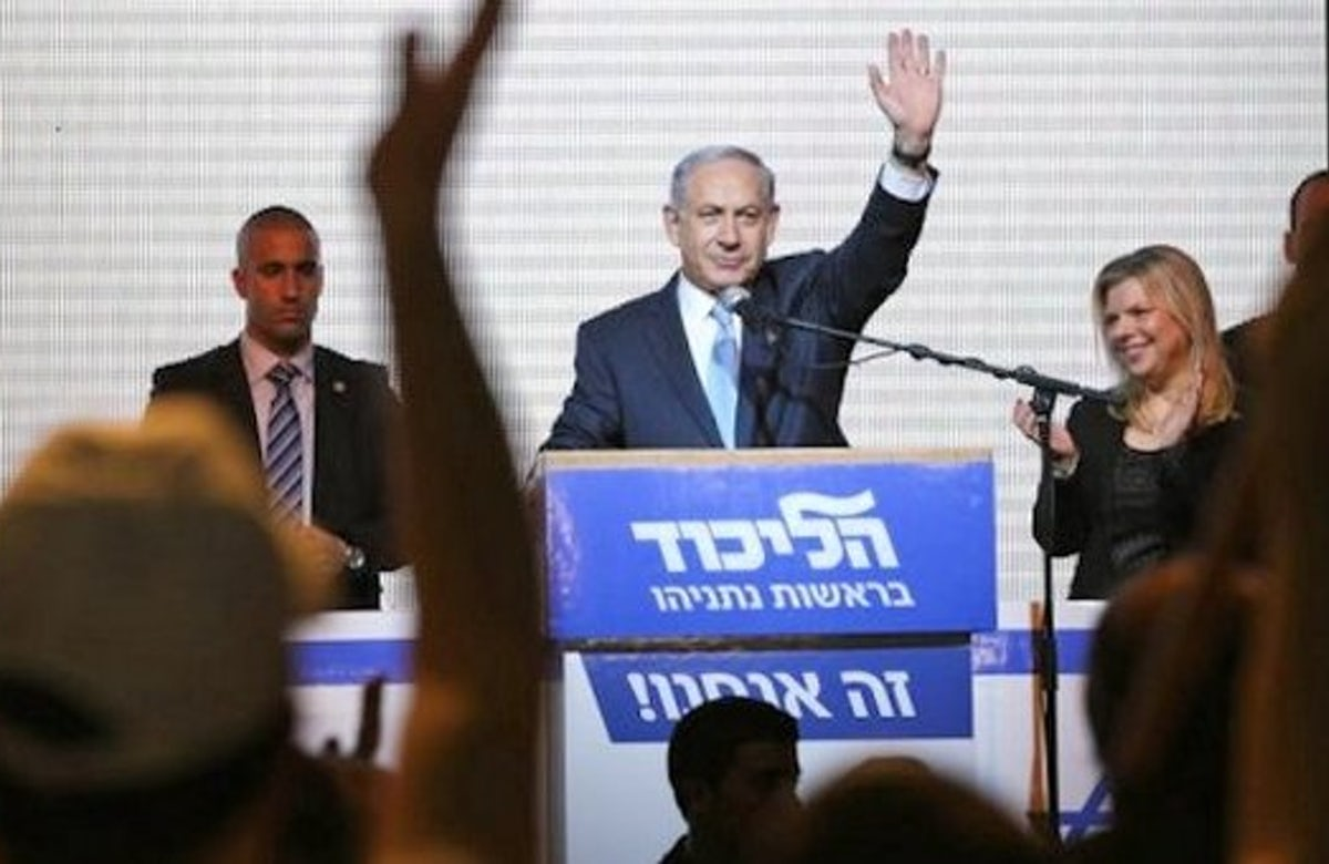 Netanyahu on course to form fourth government after triumphing in election