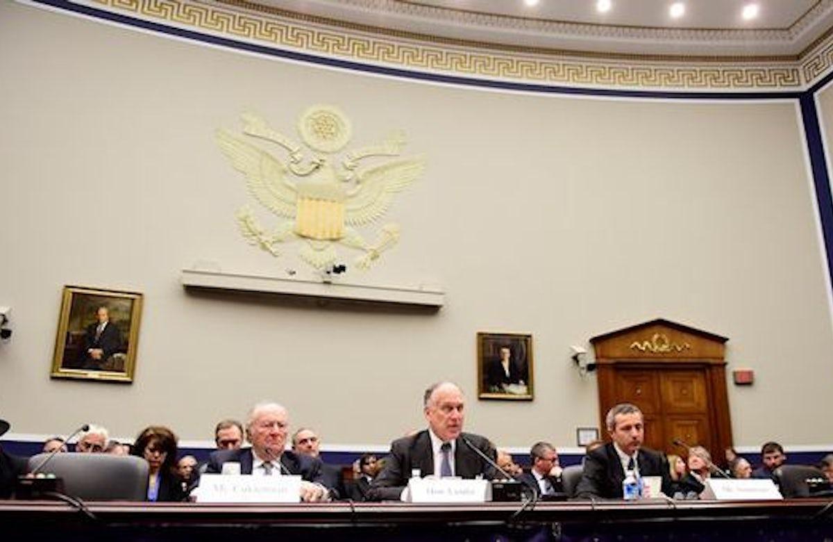 'America must lead' - Jewish leaders testify before US Congress on rise of anti-Semitism