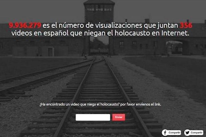 Online Holocaust denial spreading fast, WJC's Latin American branch warns