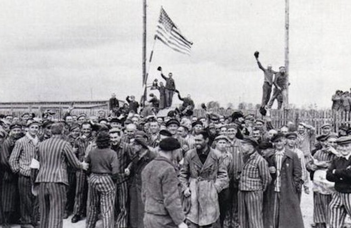 'History will not repeat itself', Obama vows on 70th anniversary of liberation of Dachau