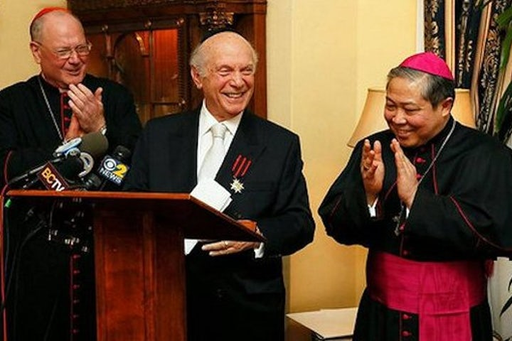New York rabbi given papal knighthood for spearheading interfaith dialogue