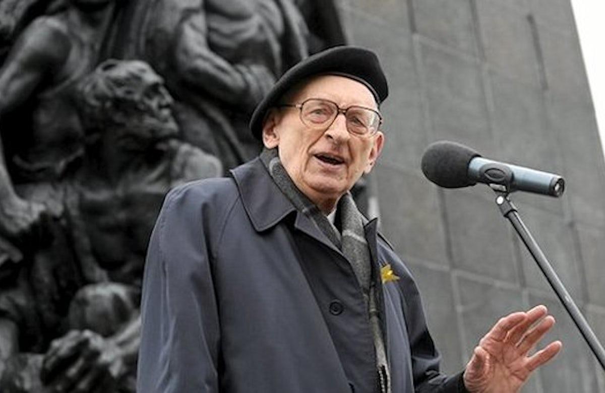 World leaders pay last respects to Poland's Bartoszewski