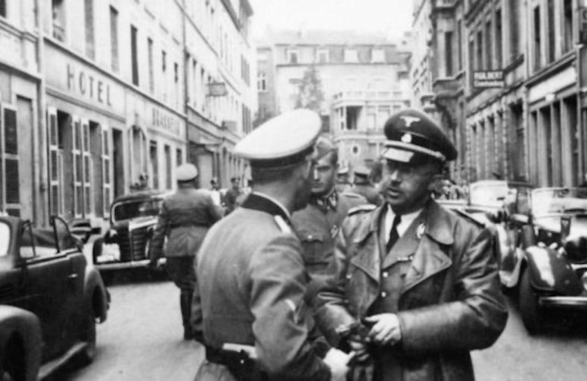 Luxembourg says sorry to Jews for World War II government collaboration with Nazi occupiers