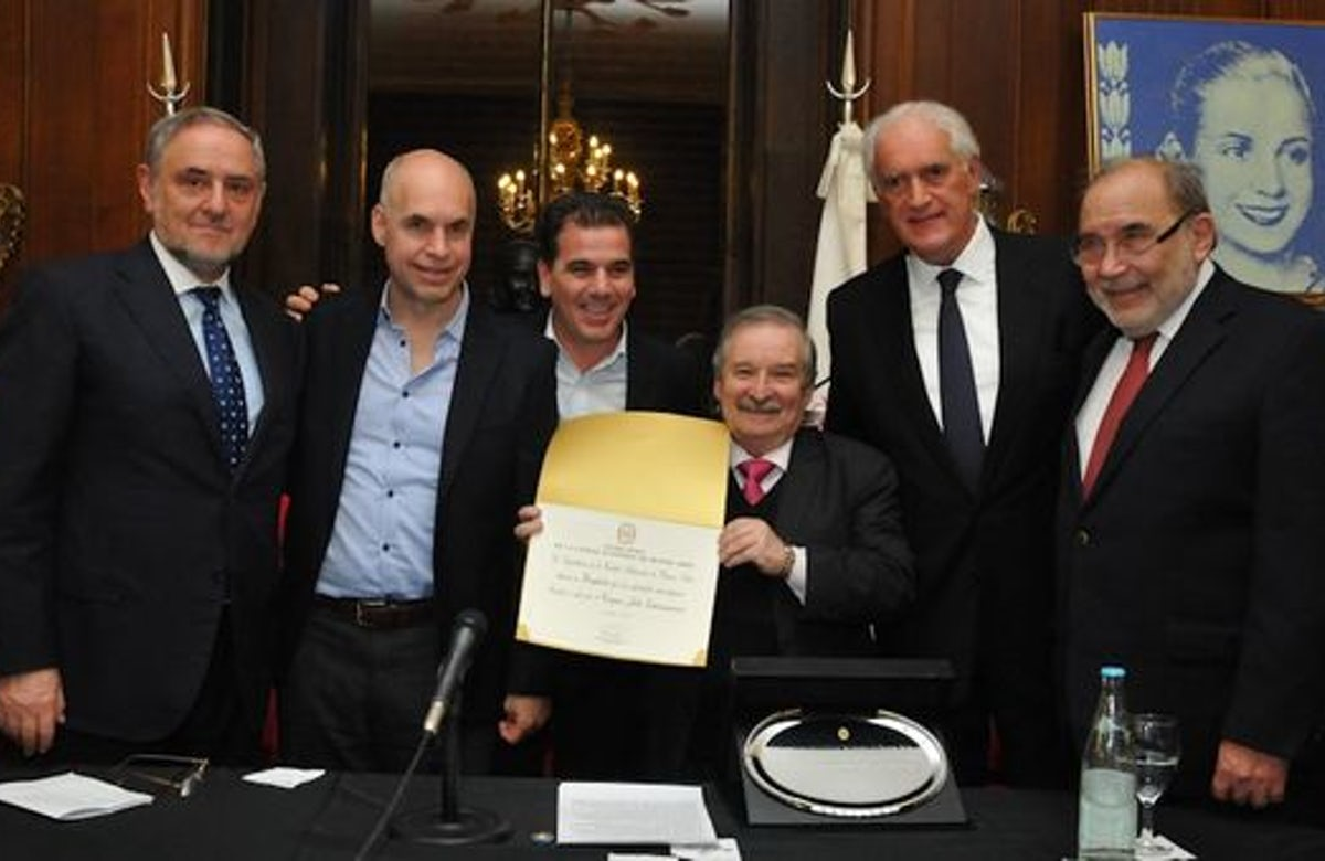 Buenos Aires honors Latin American Jewish Congress for inter-faith dialogue