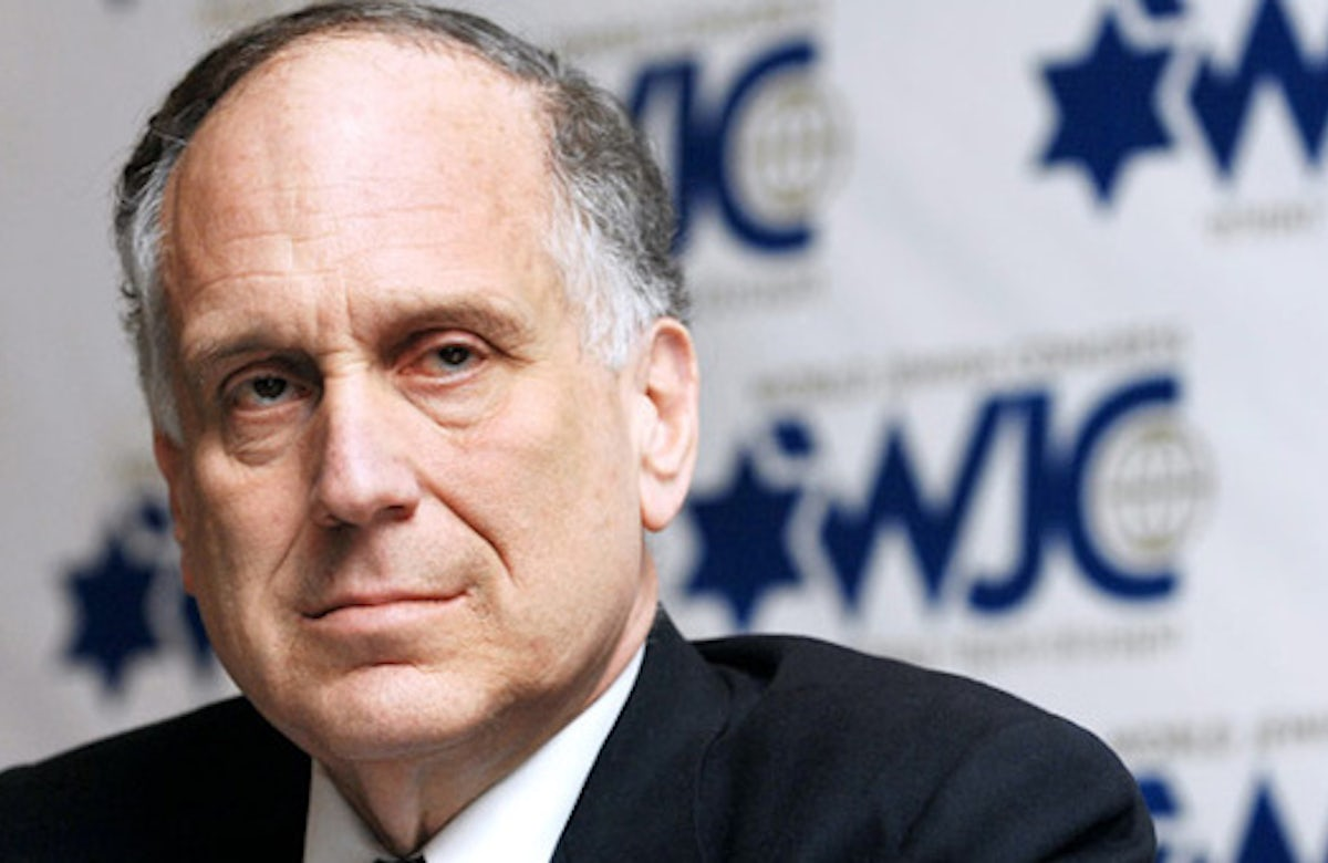 World Jewish Congress president condemns terror attack in Israel