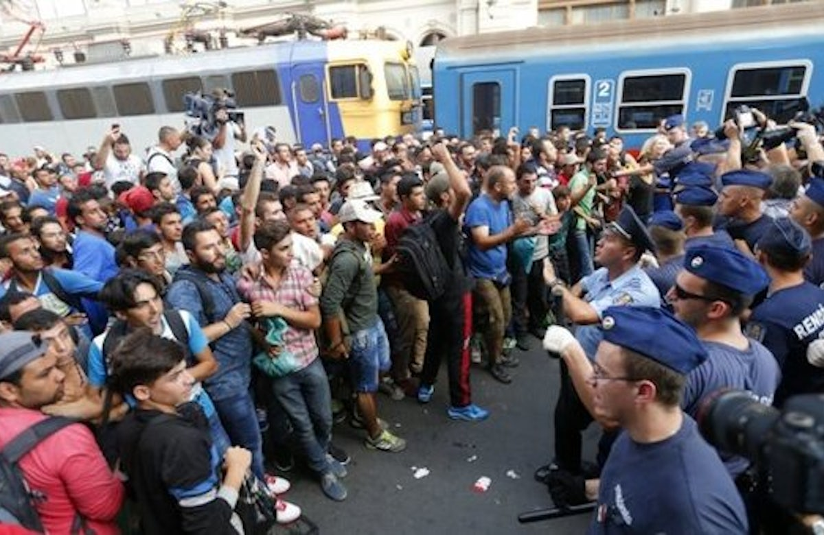 OPINION - Closing Europe's borders is not the right answer to the refugee crisis