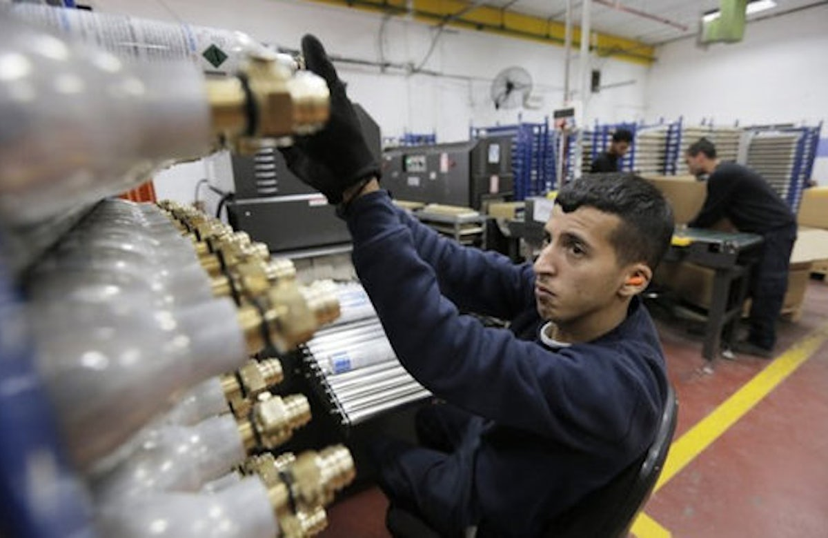 Europe mulls labels for Israeli products from West Bank