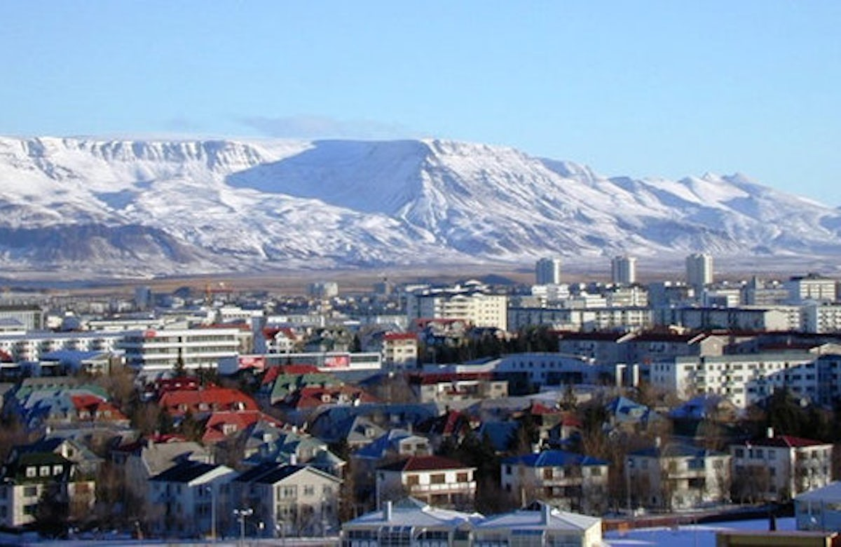 Iceland's capital city Reykjavik votes to boycott Israeli goods