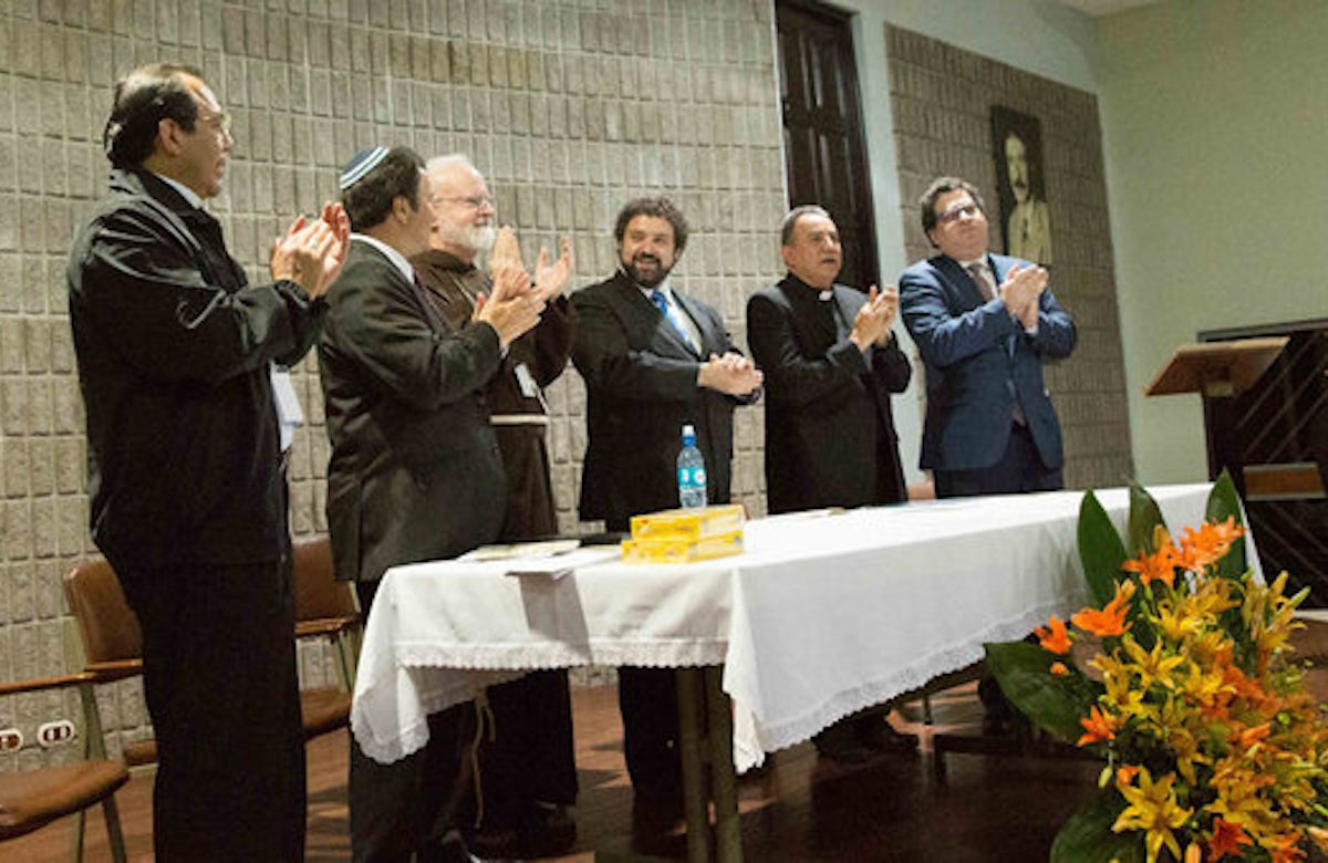 Catholic-Jewish meeting in Costa Rica celebrates good inter-faith relations