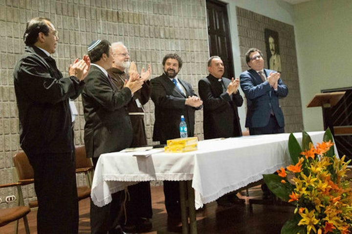 Catholic-Jewish meeting in Costa Rica celebrates good inter-faith relations