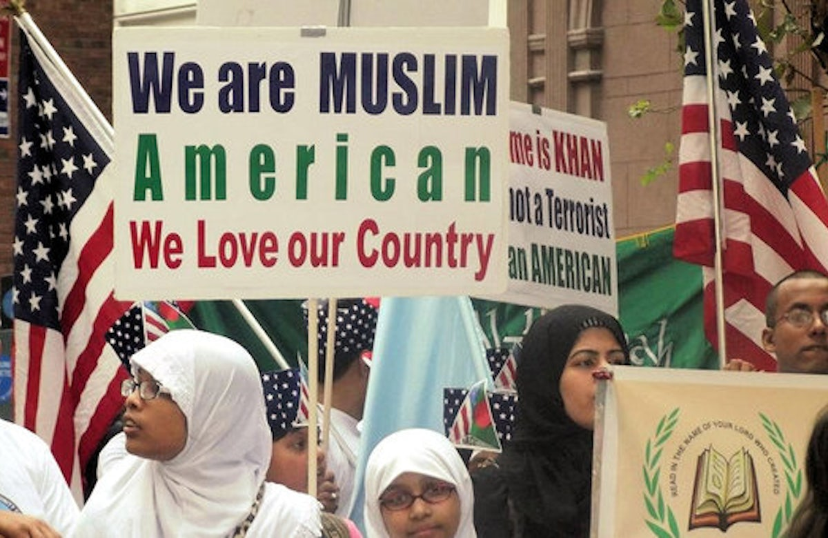 Study: More Muslims than Jews in America in 20 years' time