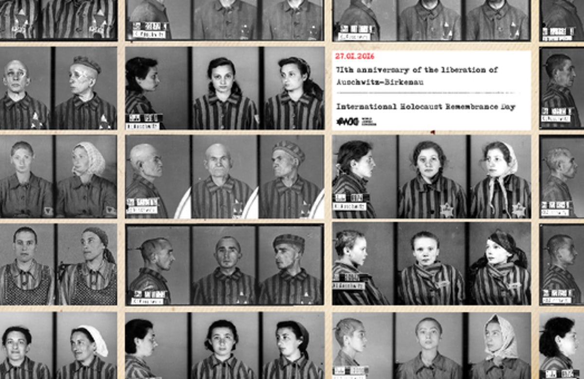 WATCH: The world is full of Holocaust deniers