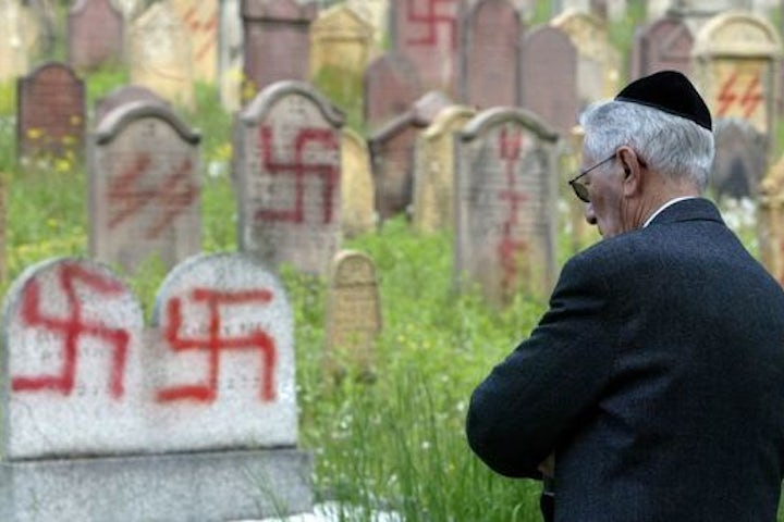 On the origins of anti-Semitism, which rages today - Tablet
