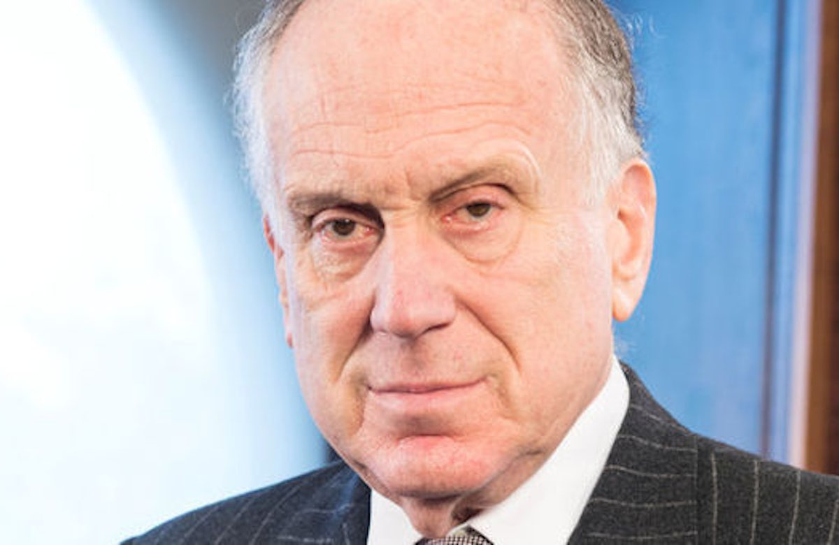 Interview with Ronald S. Lauder: 'Good faith alone doesn't make pictures clean'