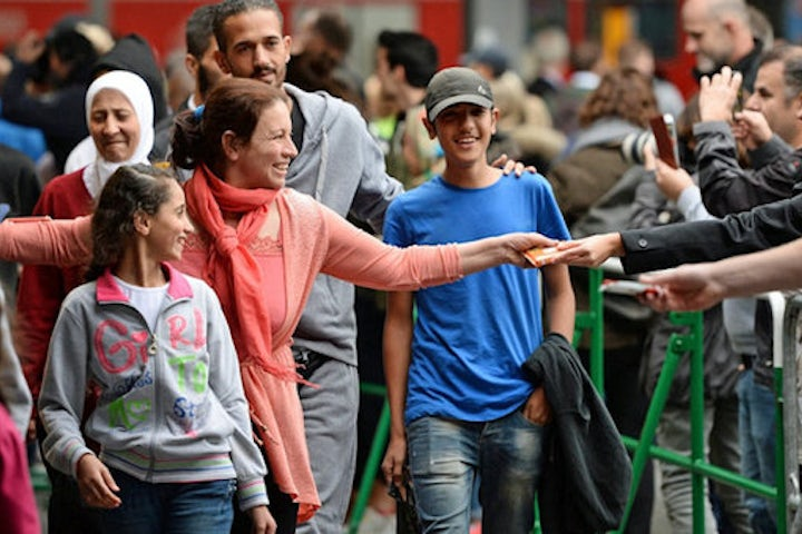 German groups unite to defend human dignity