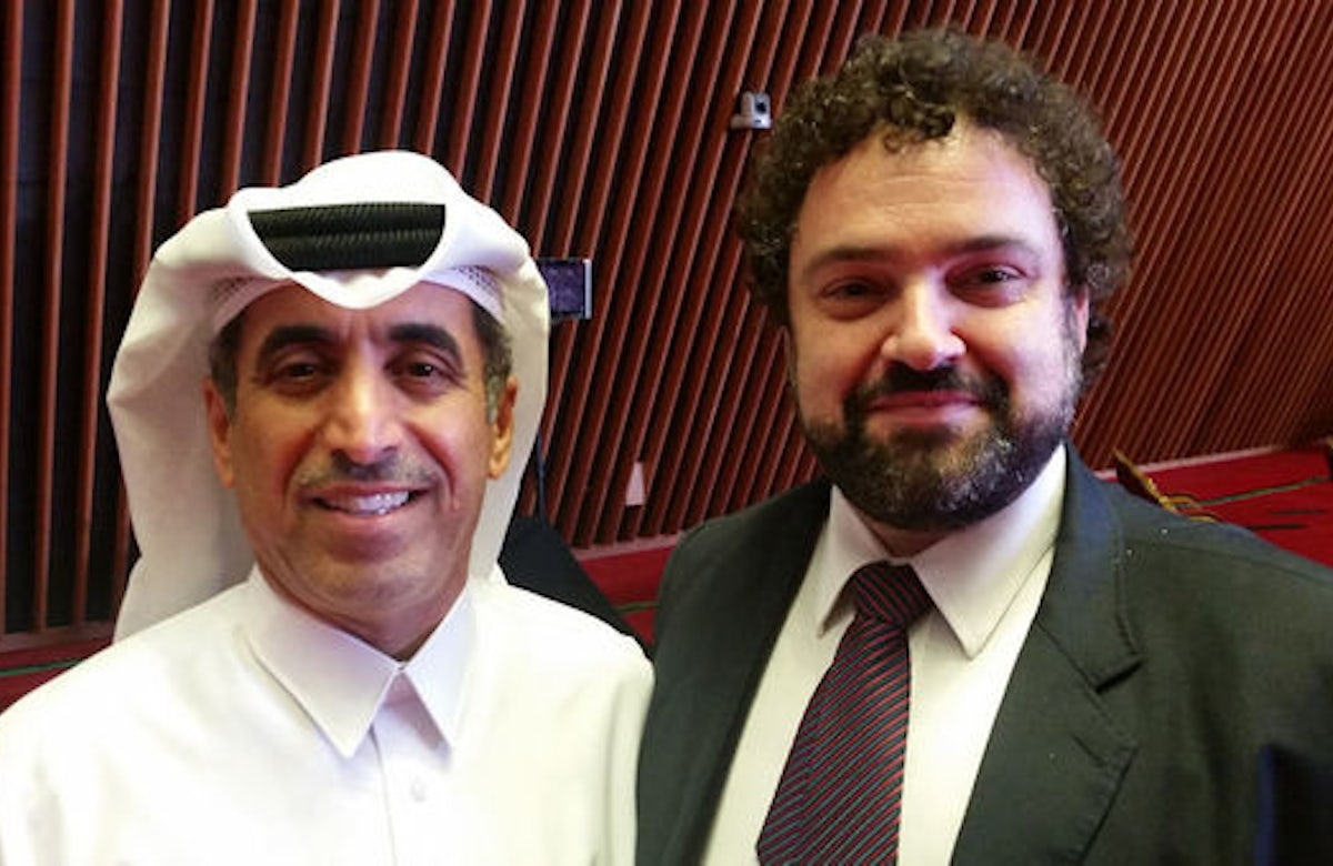 Jewish official underlines role of promoting coexistence at inter-faith conference in Qatar