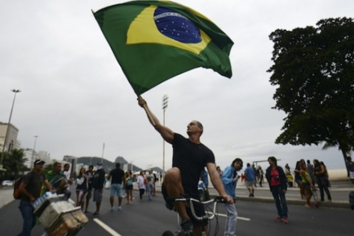Brazilian Jewish officials hail country's first anti-terrorism law - Jerusalem Post